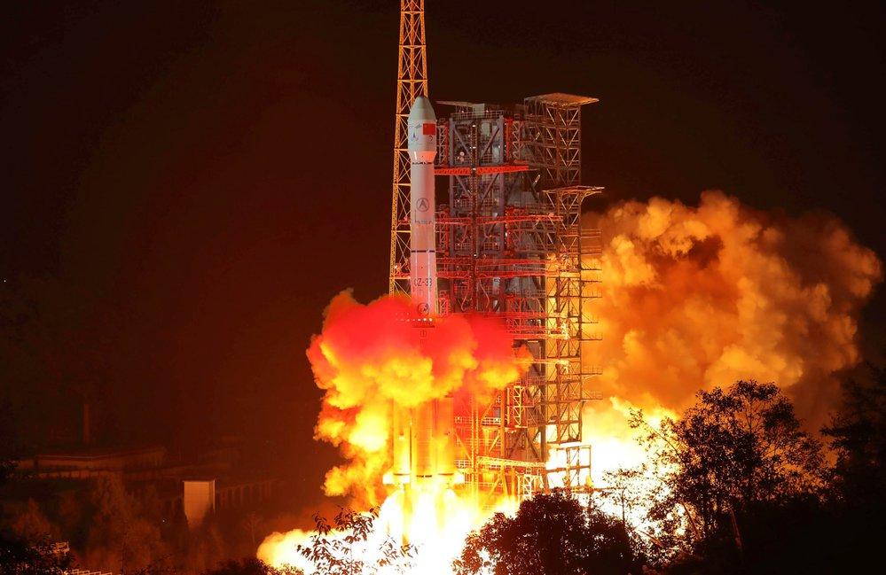 Čínská sonda Čchang-e 4