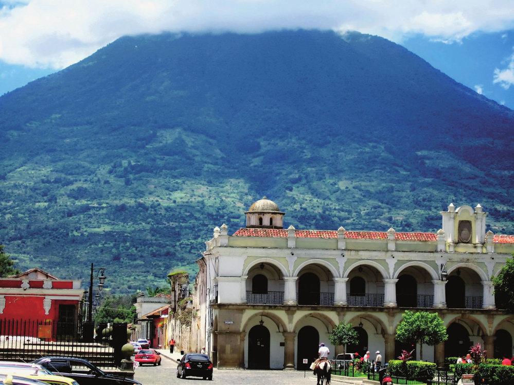 Doutnající strážci Guatemaly