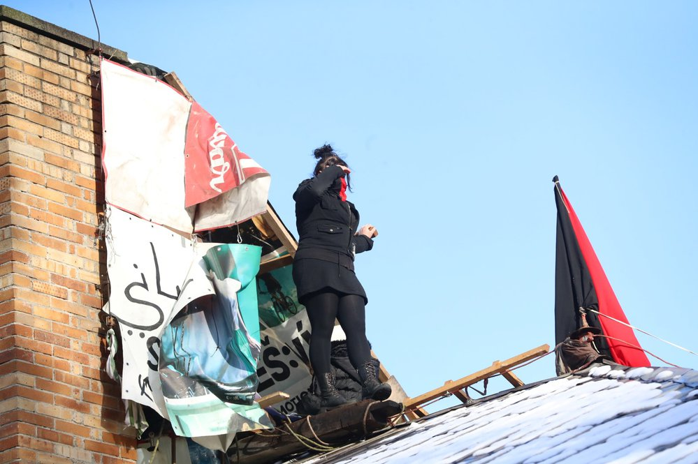 V útrobách Kliniky: Takto aktivisté hospodařili v okupované budově.