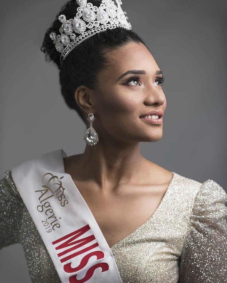 Miss Alžírsko je pro některé krajany příliš černá