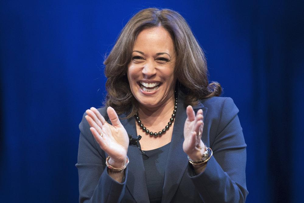 Kandidaturu na prezidentku USA oznámila senátorka Kamala Harrisová.