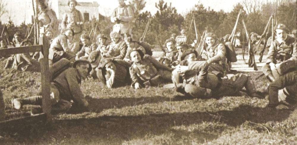 Na Těšínsku působili i českoslovenští legionáři z Francie