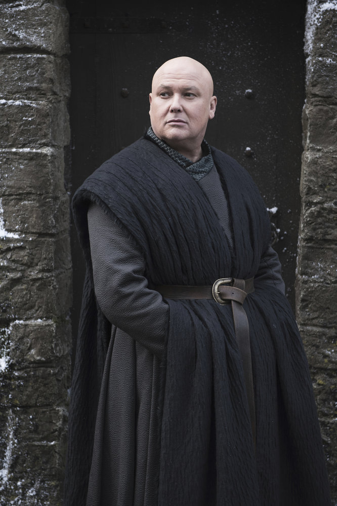 Conleth Hill jako Lord Varys