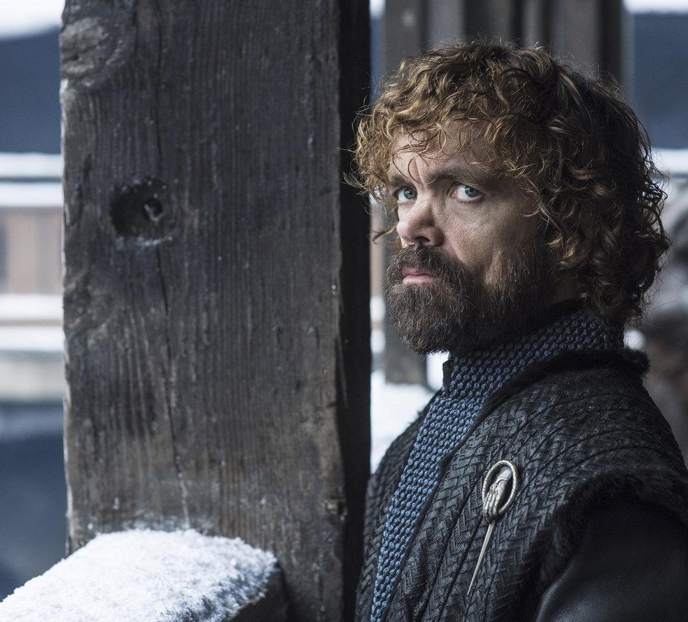 Nejoceňovanější herec souboru GoT Peter Dinklage jako Tyrion Lannister
