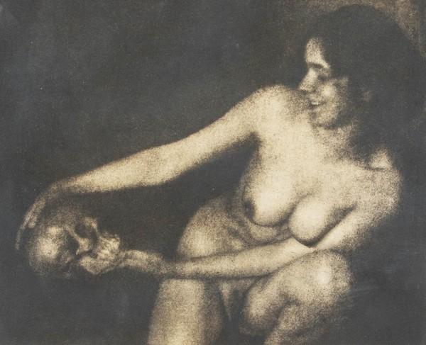 6. František Drtikol: Salome, 1923, cena: 256 200 Kč