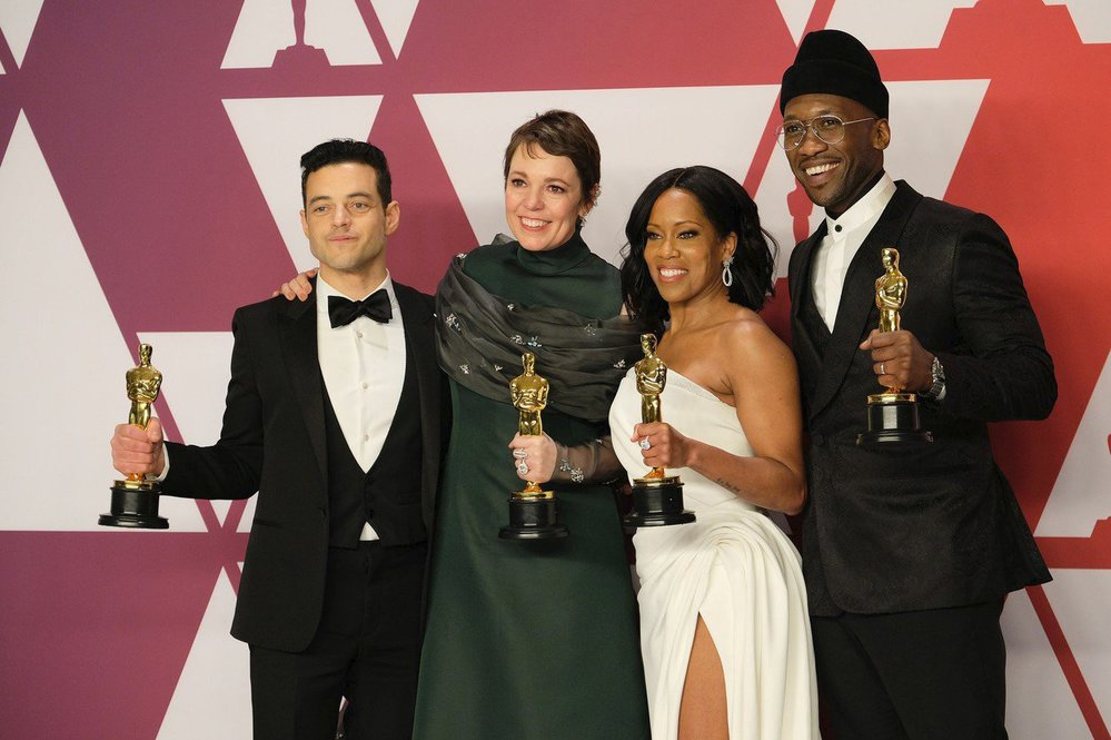 Letošní vítězové Oscarů v hereckých kategoriích
