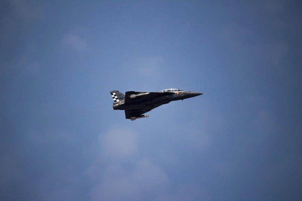 Pákistán obvinil Indii z překročení kašmírské hranice vojenským letadlem (ilustrační foto)