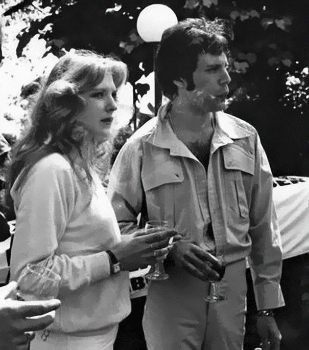 Freddie Mercury se svojí životní láskou Mary Austinovou