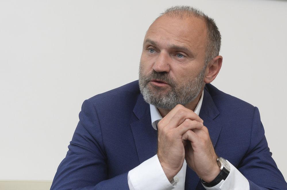 Exministra vnitra Ivan Langer (ODS)