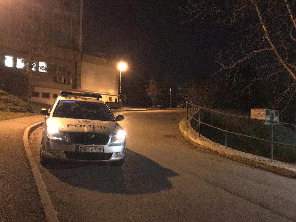 Policie zasahovala ve vinohradské nemocnici