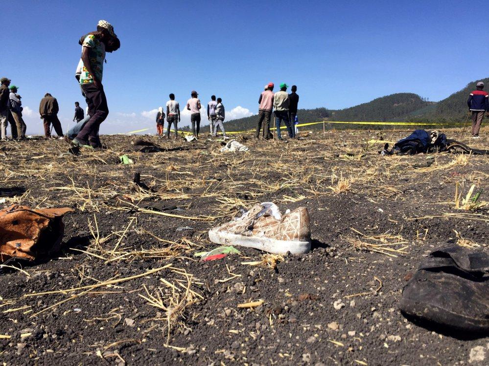 U Nairobi se zřítilo letadlo se 157 lidmi, všichni zahynuli. Mezi obětmi byli i Slováci