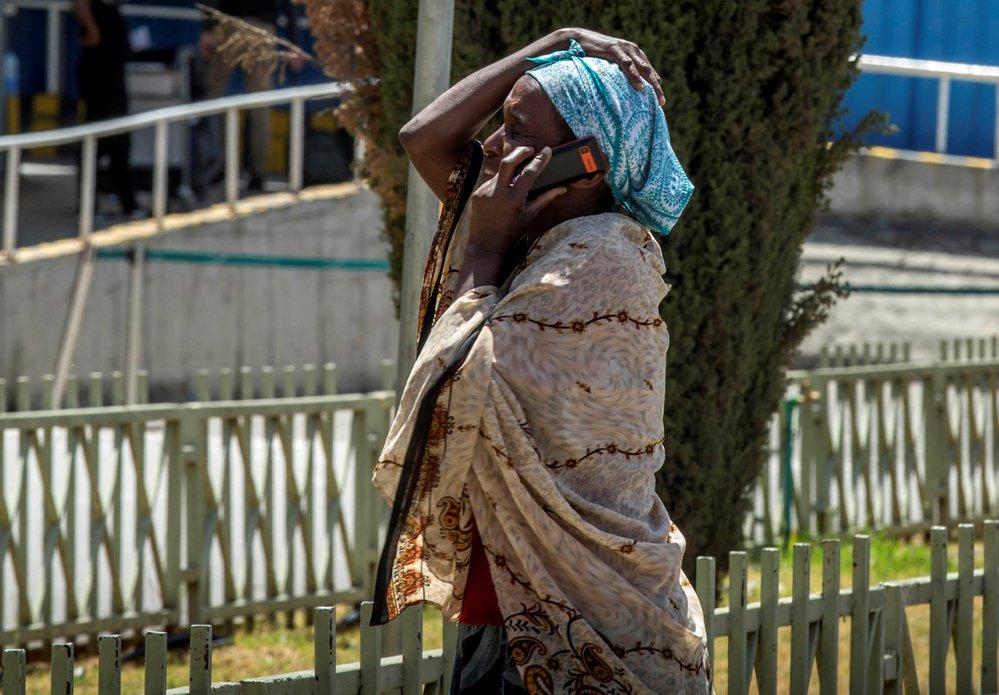 Etiopií otřáslo letecké neštěstí, při němž zahynulo 157 lidí