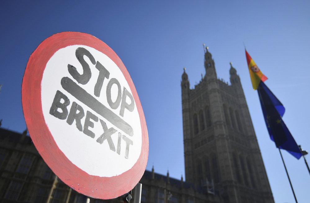 Brexit (ilustrační)