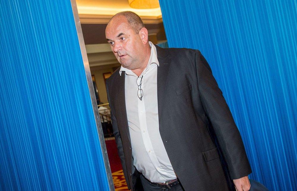 Jablonecký boss Miroslav Pelta