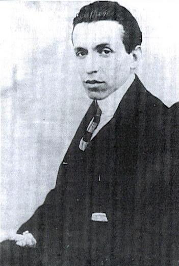 Tibor Szamuely,  náměstek komisaře vojenství Józsefa Pogánye