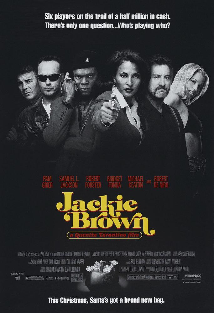 Plakát k filmu Jackie Brownová.