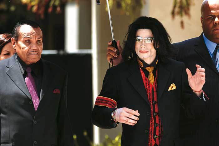Vztah s otcem měl Jackson vždy poněkud komplikovaný