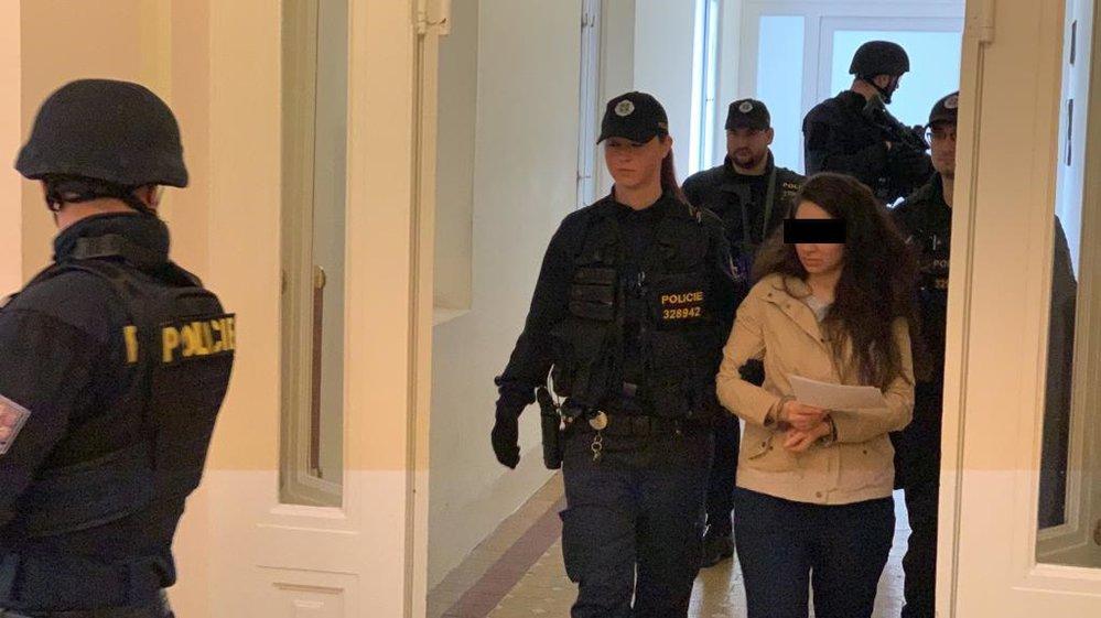 27letou cizinku zadrželi 27. března 2019 na letišti v Praze
