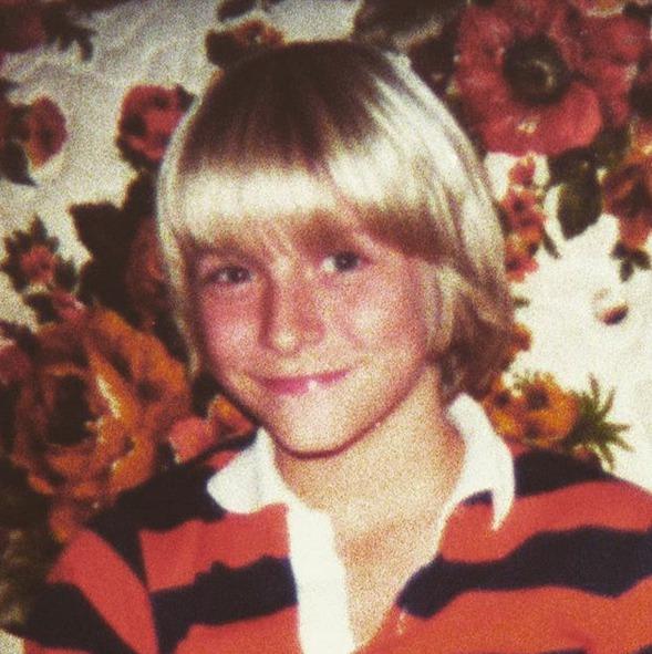 Dvanáctiletý Kurt.