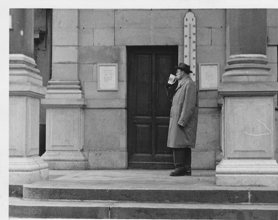 Americký fotograf zavítal i do Karlových Varů.