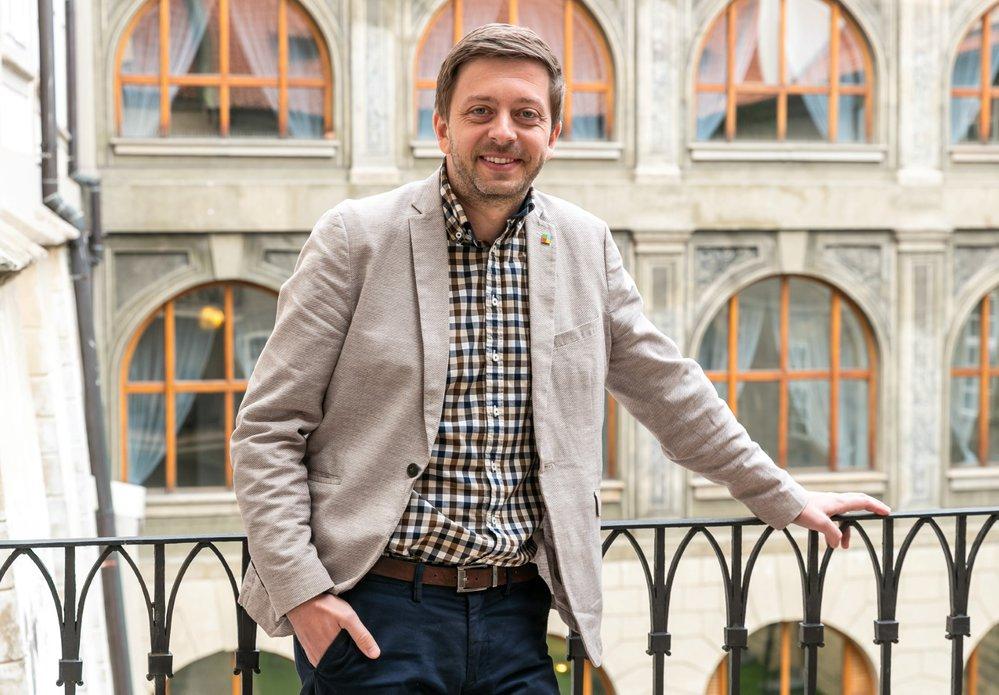 Vít Rakušan chce přivést STAN do vlády. Chystá se také skončit jako starosta města Kolín