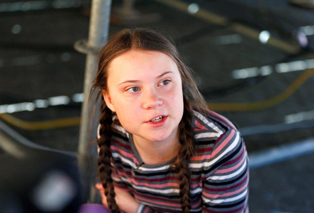 Greta Thunbergová (16) je inspirací pro mnoho mladých lidí, kteří kolikrát o problémech životního prostředí ani neslyšeli