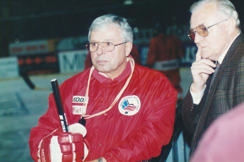 Luděk Bukač s reprezentací získal dva tituly mistrů světa