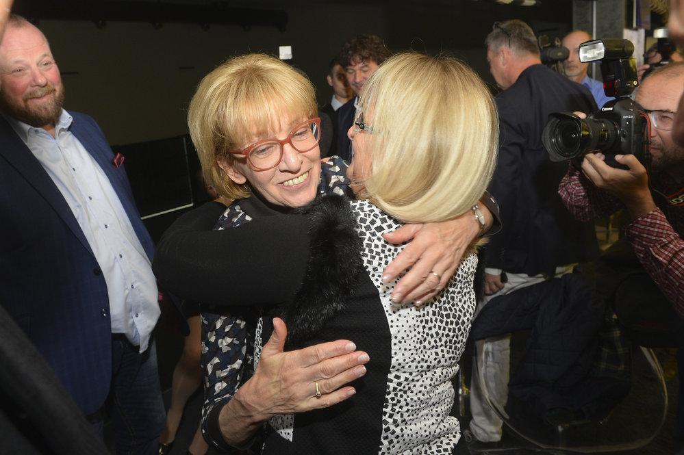 Exministryně spavedlnosti za ANO Helena Válková