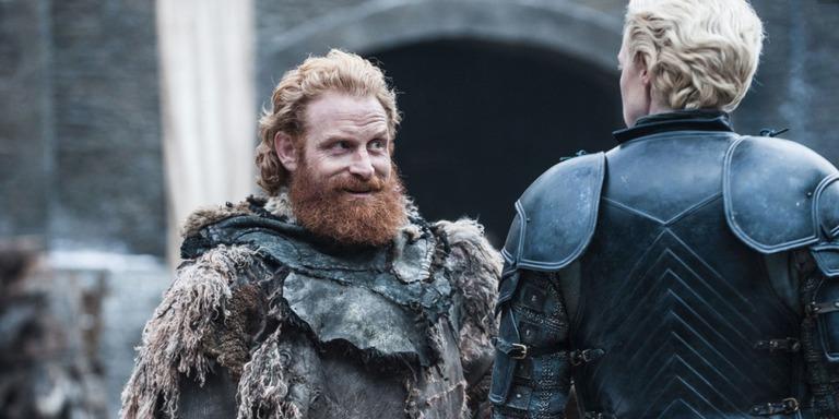 Tormund a jeho vysněná Brienne