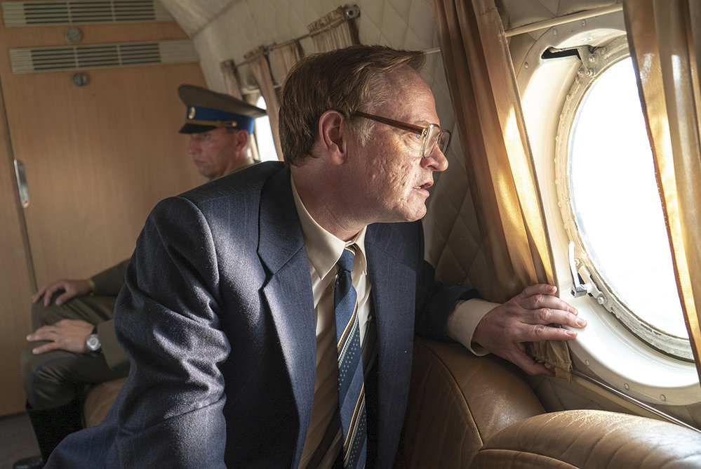 Z minisérie HBO Černobyl