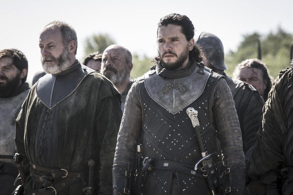 Jon Snow je ve skutečnostni Aegon VI. Targaryen