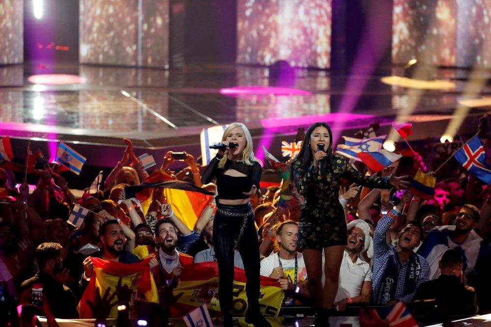 Finále Eurovize 2019: S!sters (Sestry) z Německa