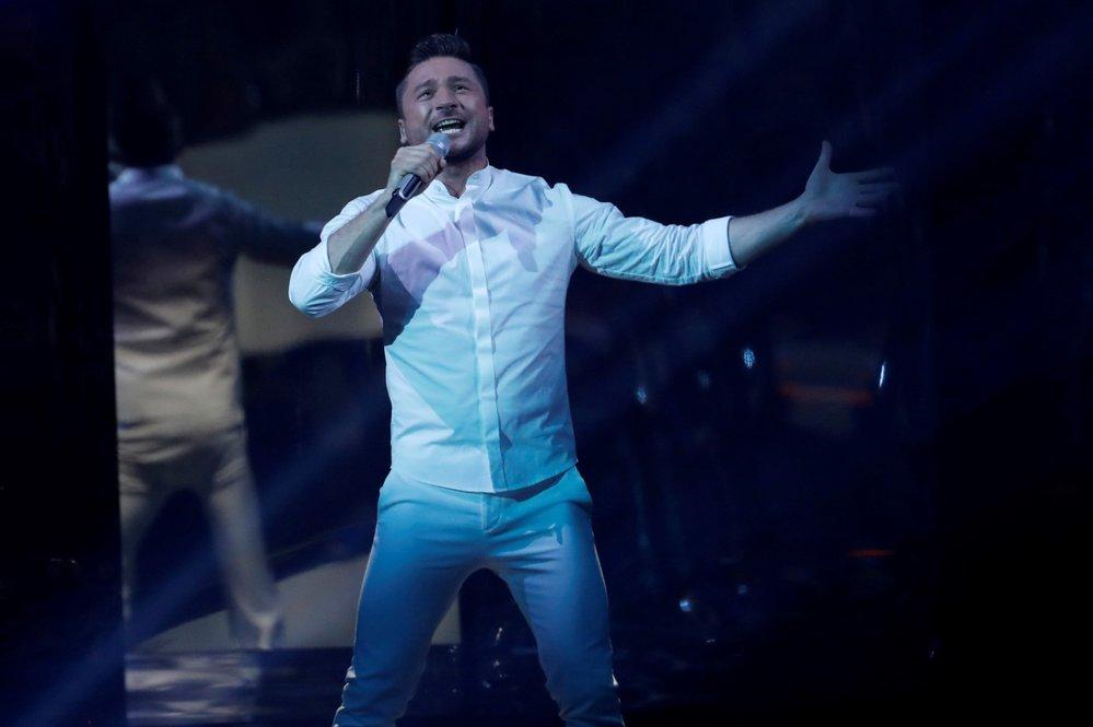 Finále Eurovize 2019: Sergej Lazarev z Ruska