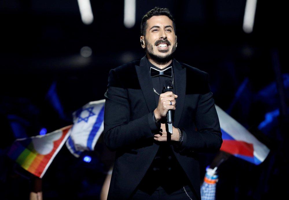 Finále Eurovize 2019: Kobi Marimi z Izraele