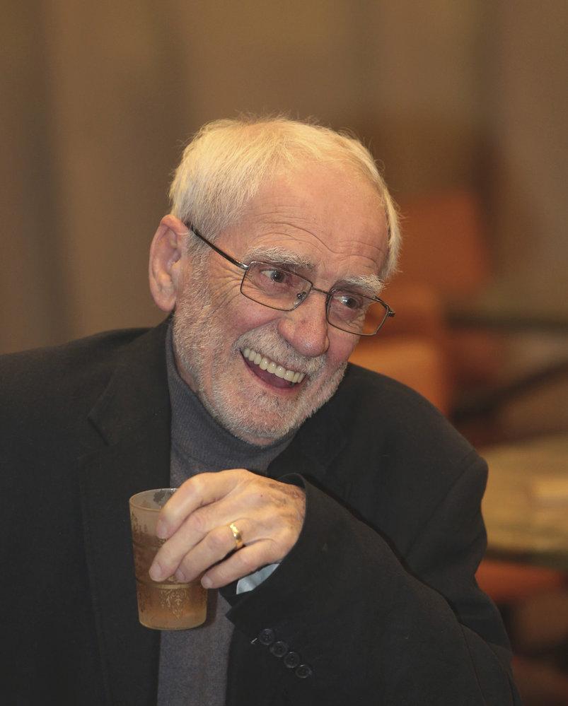 Ve věku 87 let zemřel spisovatel Jiří Stránský