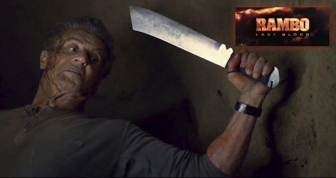 Rambo se vrátí v pátém díle slavné série.