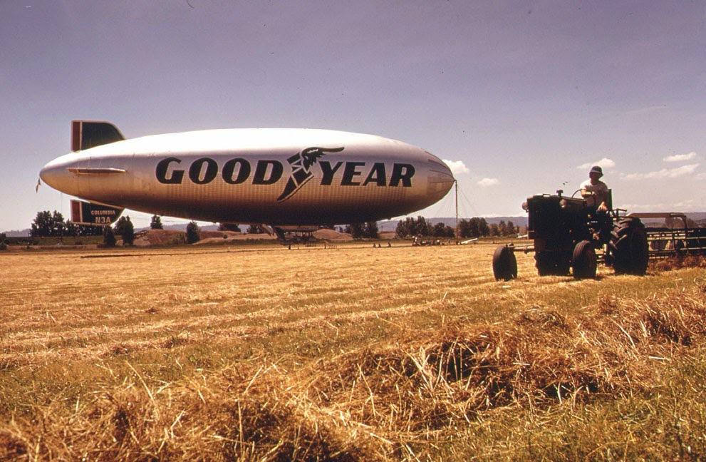 Farmaření ve státě Washington (červen, 1973).