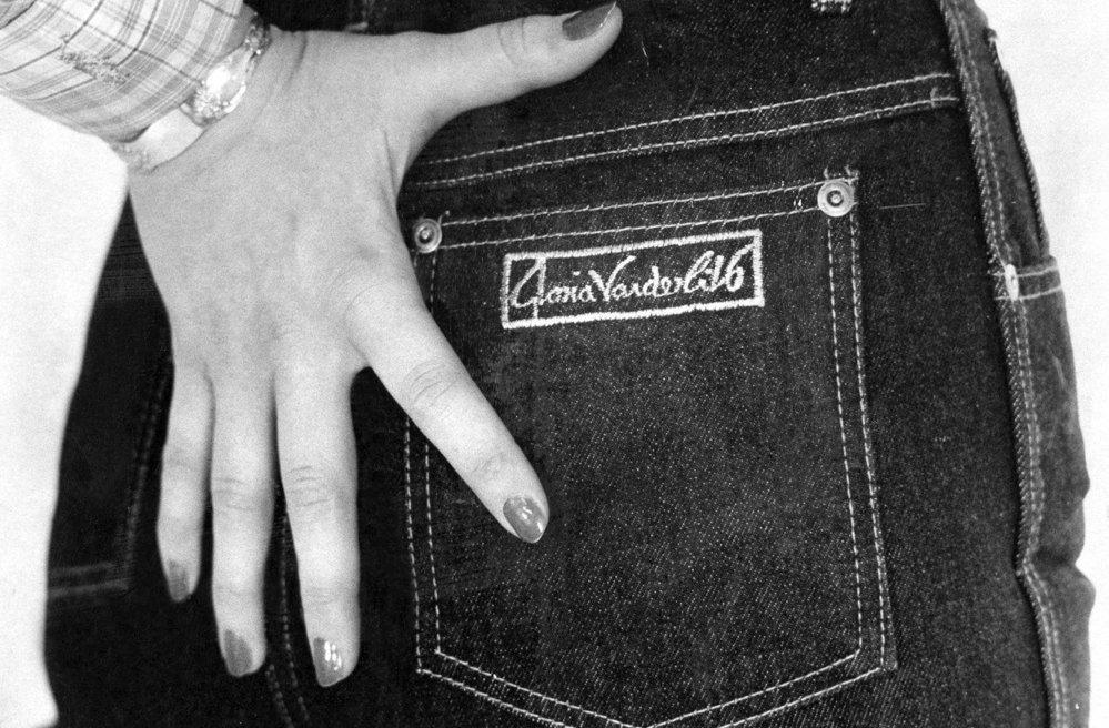 Módní značka Glorie Vanderbiltové.