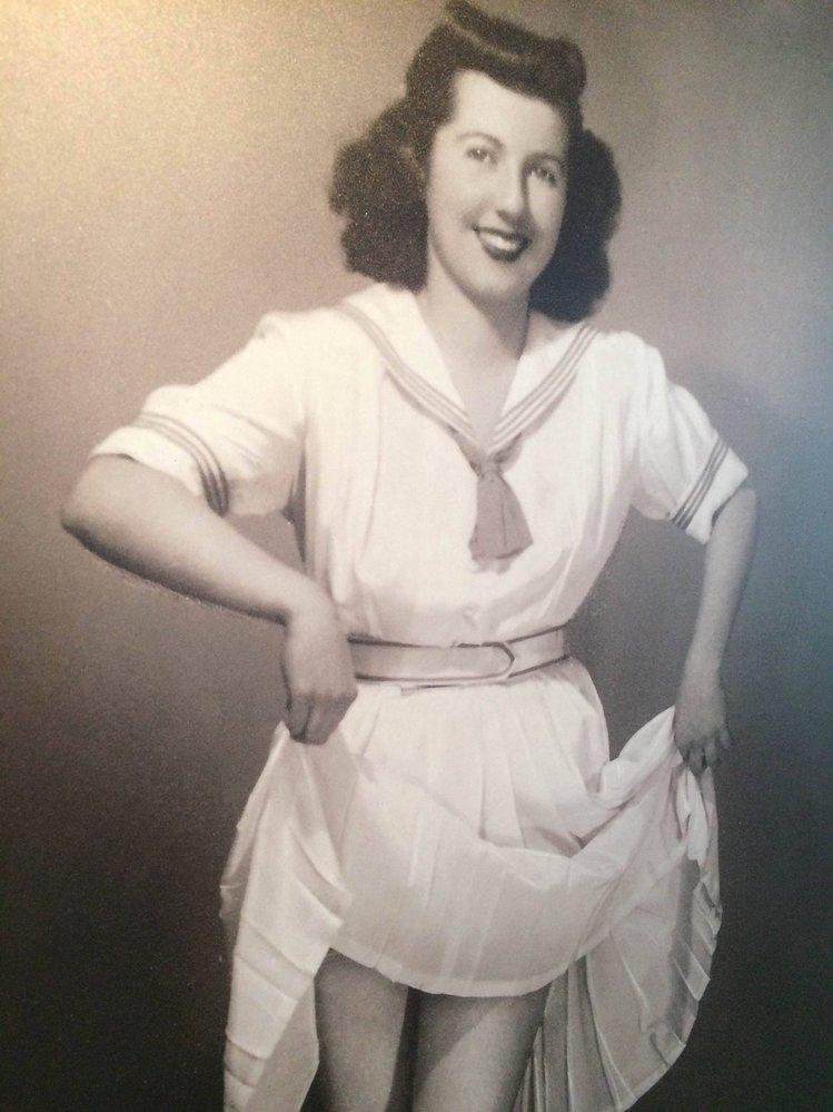 Meda Mládková se zamlada živila jako kabaretní tanečnice.