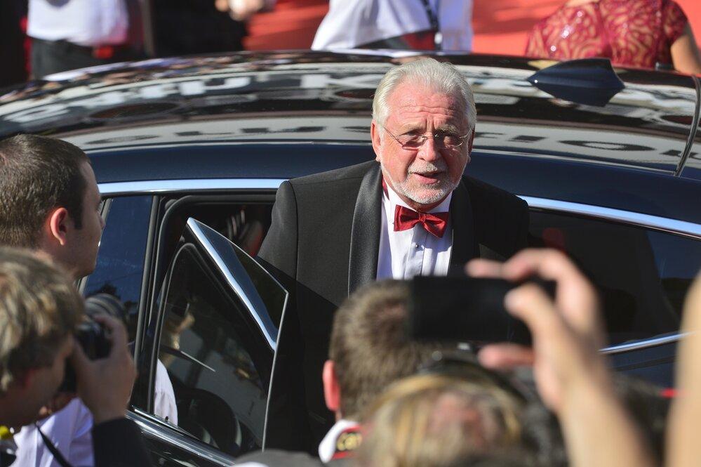 První den Mezinárodního filmového festivalu v Karlových Varech