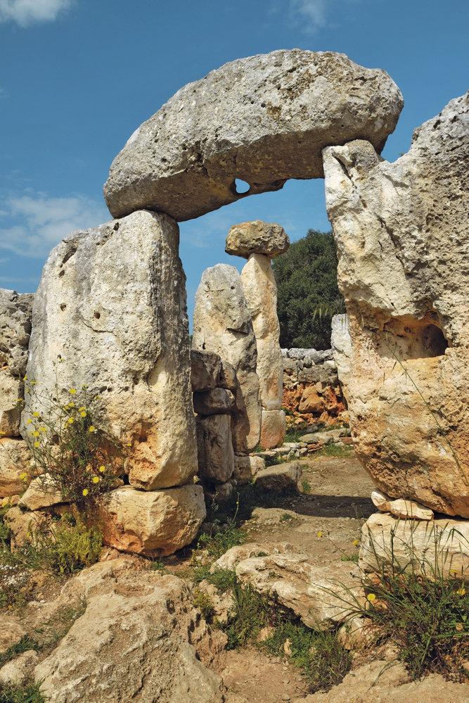 Archeologická lokalita Torre d'en Galmés byla prohlášena národní památkou již vroce 1930