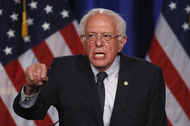 Bernie Sanders – hlavní vyzyvatel, socialista a nezávislý senátor, který zatopil Hillary; Demokratická strana
