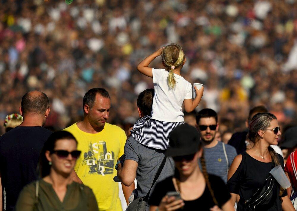 Druhý den festivalu Colours of Ostrava 2019 zachycený fotoaparátem Martina Straky.