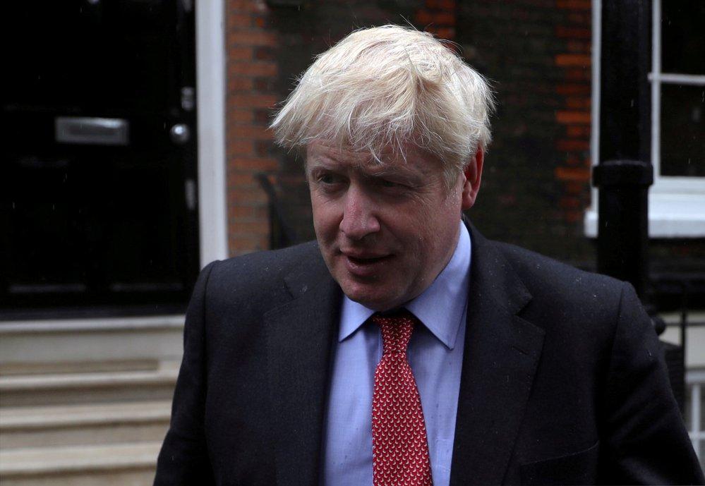 Britský ministr financí Hammond podá demisi. Učiní tak před tím, než ho kvůli nesouhlasu s brexitem bez dohody odvolá zřejmý příští premiér Johnson. (Na fotce)