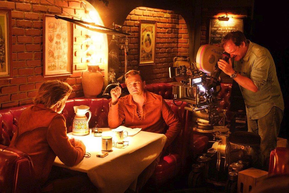 Tenkrát v Hollywoodu - Margot Robbie jako Sharon Tate