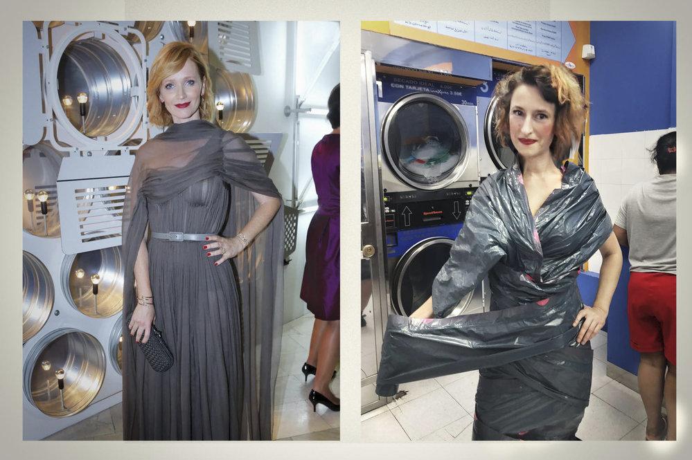Když s Geislerkou chodíte do stejný prádelny