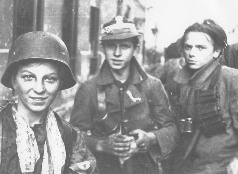 Varšavské povstání roku 1944