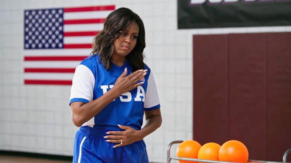 Bývalá první dáma USA Michelle Obamová