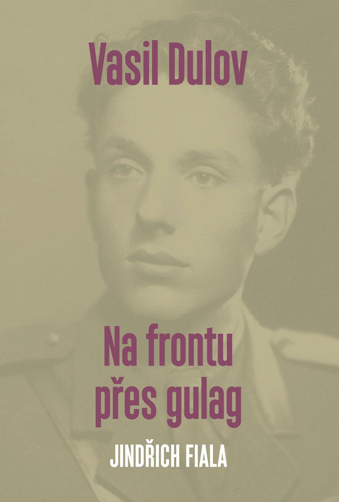 Obálka knihy Na frontu přes gulag