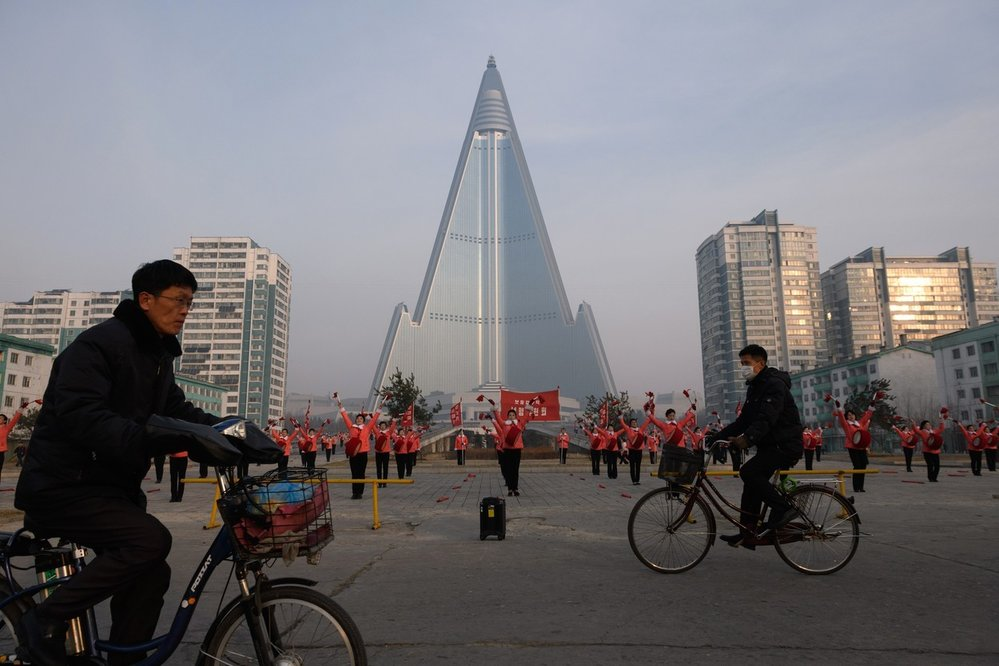 The Ryugyong Hotel, KLDR